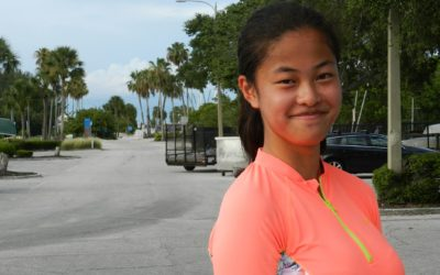 FROM CHINA TO NEW JERSEY: KONA BUILDS A BRIDGE FOR JANE WANG