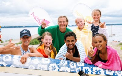 GIRL POWER: WHY WE STARTED A GIRL WINDSURFING CAMP